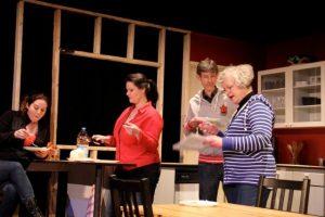 Rehearsal : The Sunshine Boys @ Firehall Theatre: 3rd floor Halligan Hall
