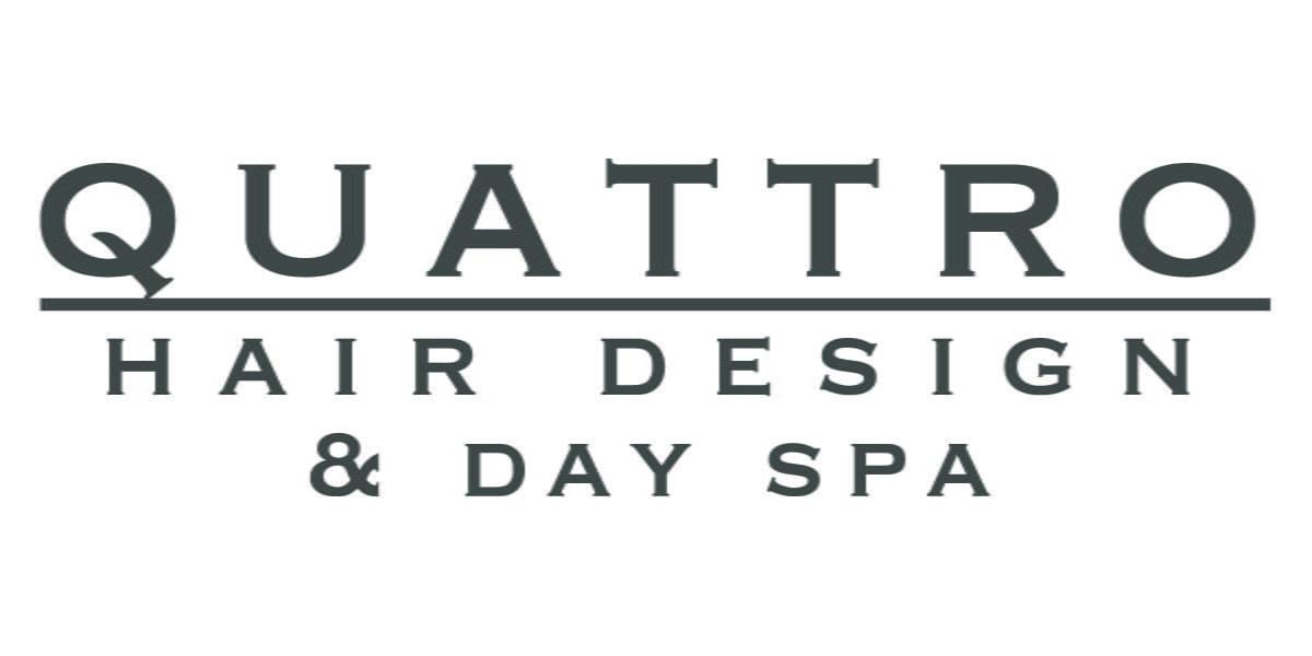 Quattro Hair Design logo