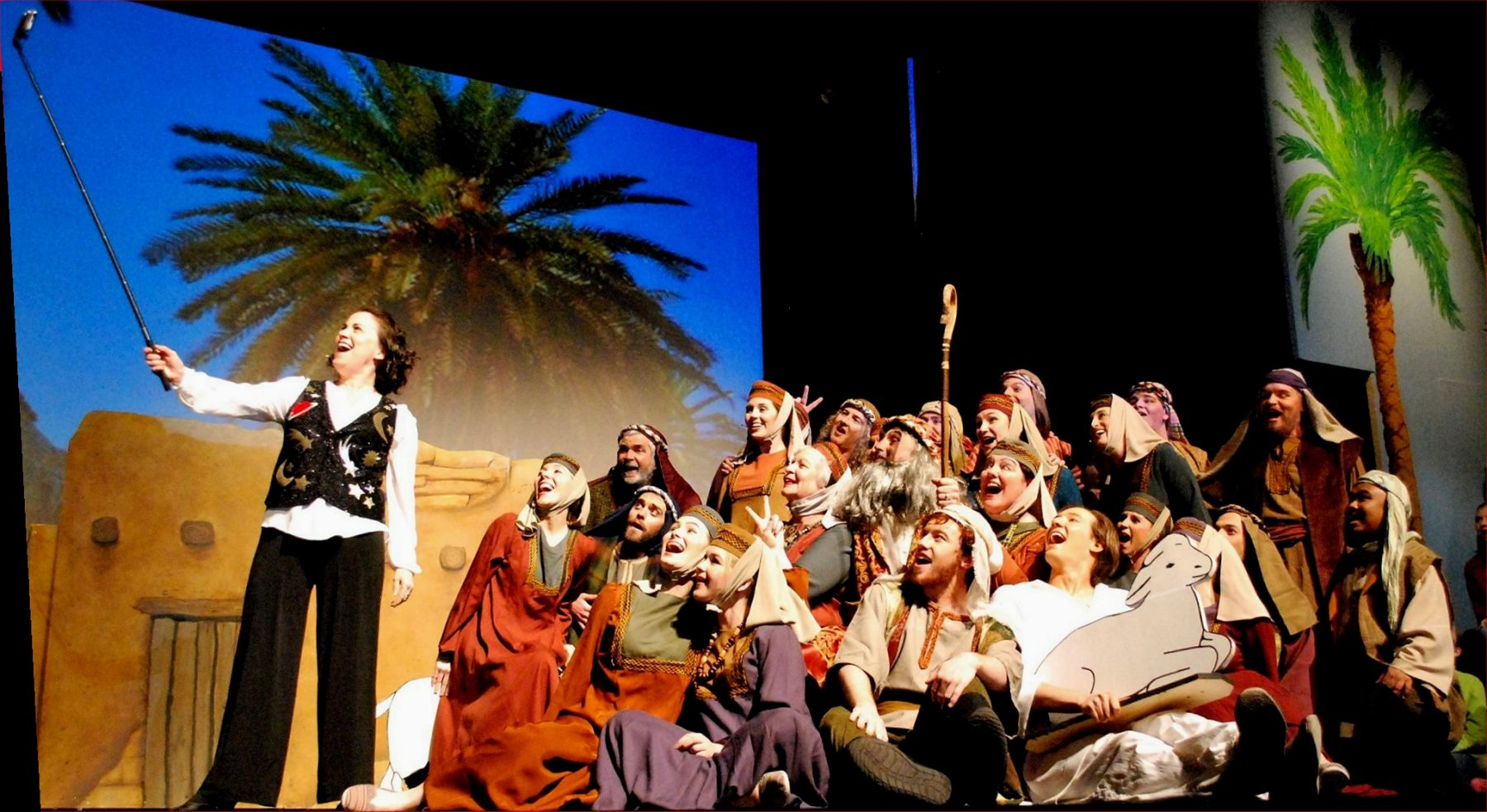 joseph and the amazing technicolor dreamcoat essay The levoy theatre, home of the off broad street players theatre company, announces auditions for the musical joseph and the amazing technicolor dreamcoat.