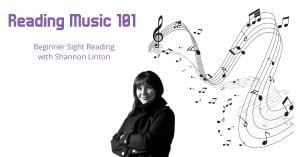 Workshop with Shannon Linton, Beginner Sight reading @ Firehall Theatre, 2nd floor Blair Rm